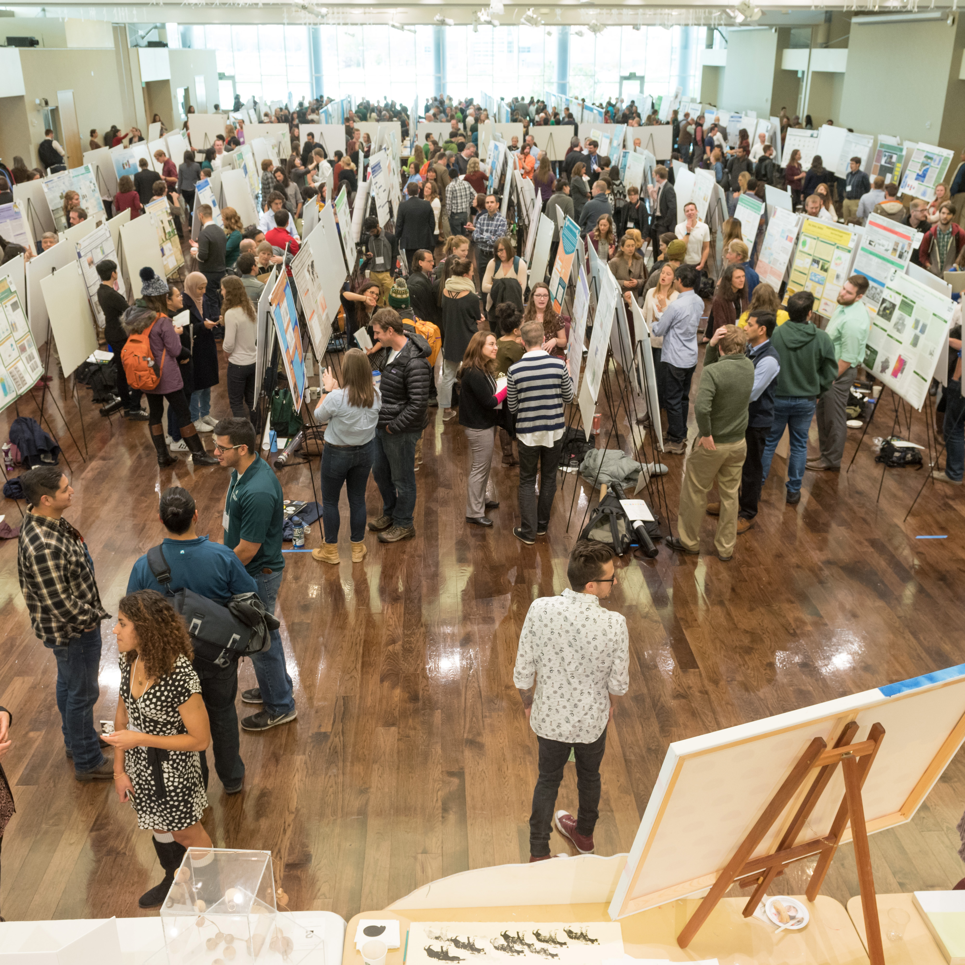 Presentations at 2017 GradShow